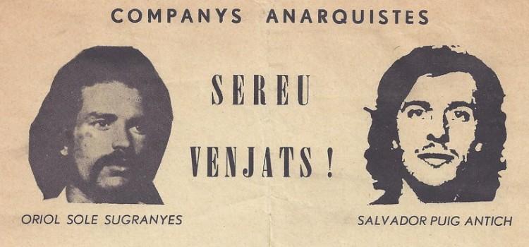 <h2>La història d'Oriol Solé Sugranyes i un tast de<br> poesia llibertària, negre sobre negre, a El Gravat</h2>