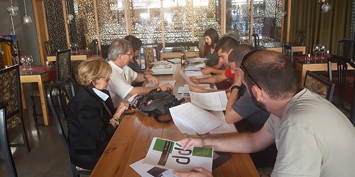 <h2>Primera assemblea de sòcies i socis de Dies <br> d'agost a la cooperativa Sambucus de Manlleu</h2>