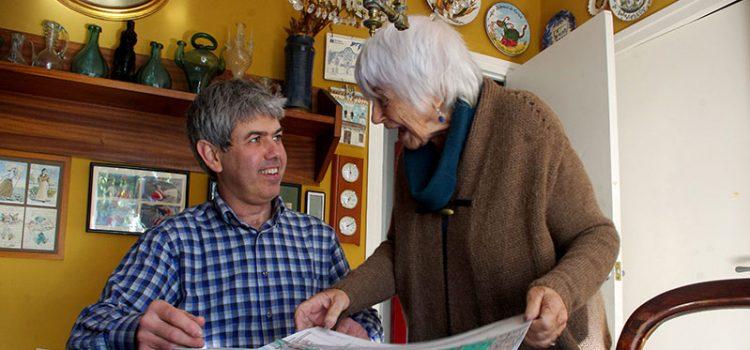 <h2>Diumenge es presenta a Malla un llibre<br> que hem escrit sobre l'artista local Lluís Erra</h2>