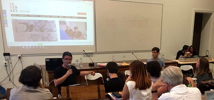 <h2>Dies d'agost participa al Congrés Europeu<br>  d'Economia Social i Solidària a Atenes</h2>