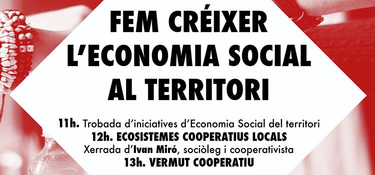 <h2>Trobada de cooperatives i entitats <br> de l'economia social i solidària a Vic</h2>