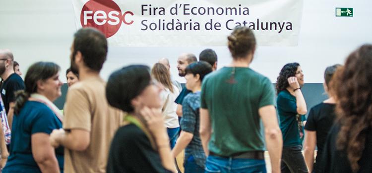 <h2>Coordinarem la comunicació en premsa<br> de la Fira d'Economia Solidària 2019</h2>