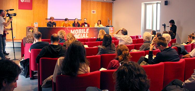 <h2>Hem portat la comunicació del<br> Mobile Social Congress 2019</h2>